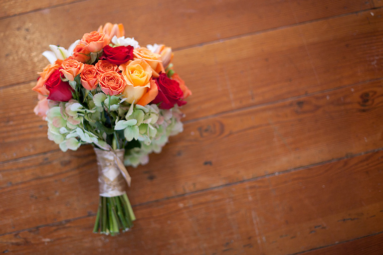 Bouquet from Marietta GA Wedding